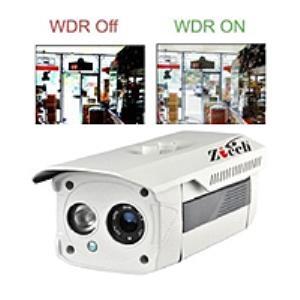 Camera ZT-FZ7520EWDR 700TV Lines, Sony Effio-P 4129+663, OSD