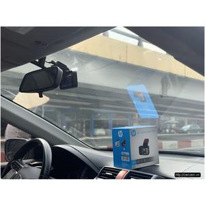Camera hành trình cao cấp HP F960x WiFi GPS, cảnh báo làn đường, tặng thẻ nhớ 32GB, đầu đọc thẻ...