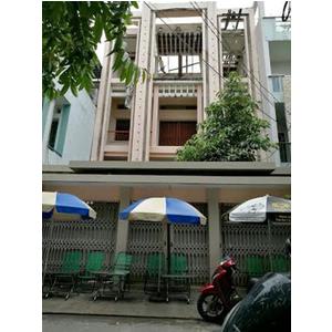Cần bán nhà mặt tiền đường số 10, P. Tân Phú Q.7