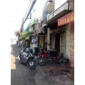 Cần bán nhà MT Số 13 Phạm Hùng , Phường 9 , Quận 8
