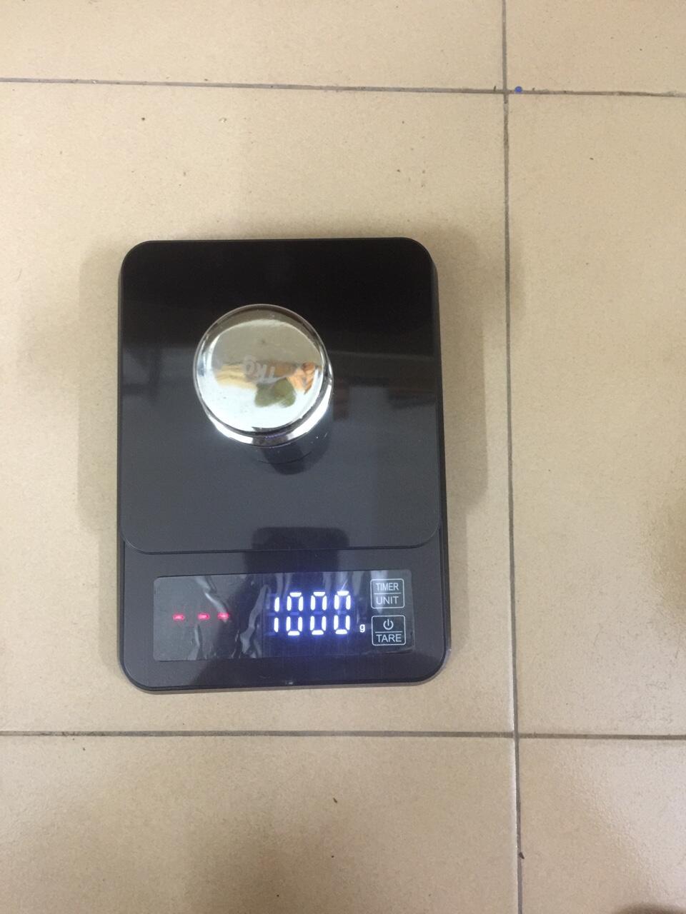 Cân điện tử 10kg CP309 có chức năng đếm giờ