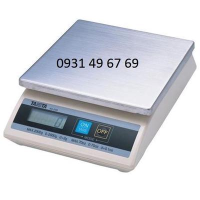 Cân điện tử 2kg Tanita KD-200