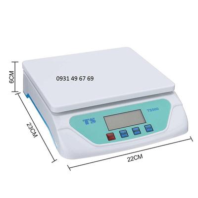 Cân điện tử 30kg TS500