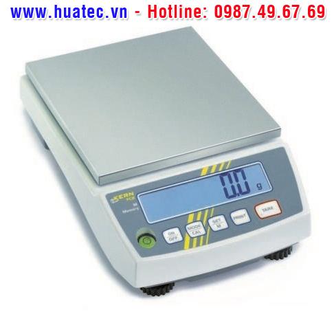 CÂN ĐIỆN TỬ KỸ THUẬT 6kg/0,1g MODEL: PCB 6000-1