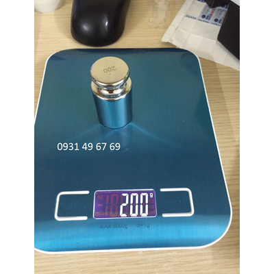 Cân điện tử nhà bếp 5kg CNB501