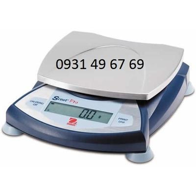 Cân điện tử Ohaus 6kg/ 0.1g SPS-6001F