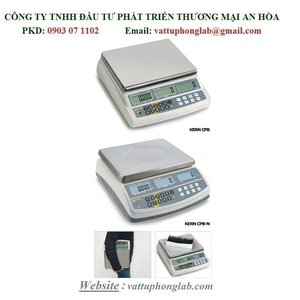 CÂN KỸ THUẬT ĐIỆN TỬ 30kg/0,5g MODEL:CPB 30K0.5N