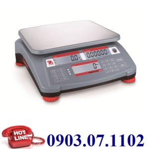 Cân Kỹ Thuật Điện Tử Hiện Số Ohaus RC21P15, 15 kg x 0.0005 kg