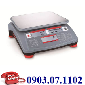 Cân Kỹ Thuật Điện Tử Hiện Số Ohaus RC21P6, 6 kg x 0.0002 kg