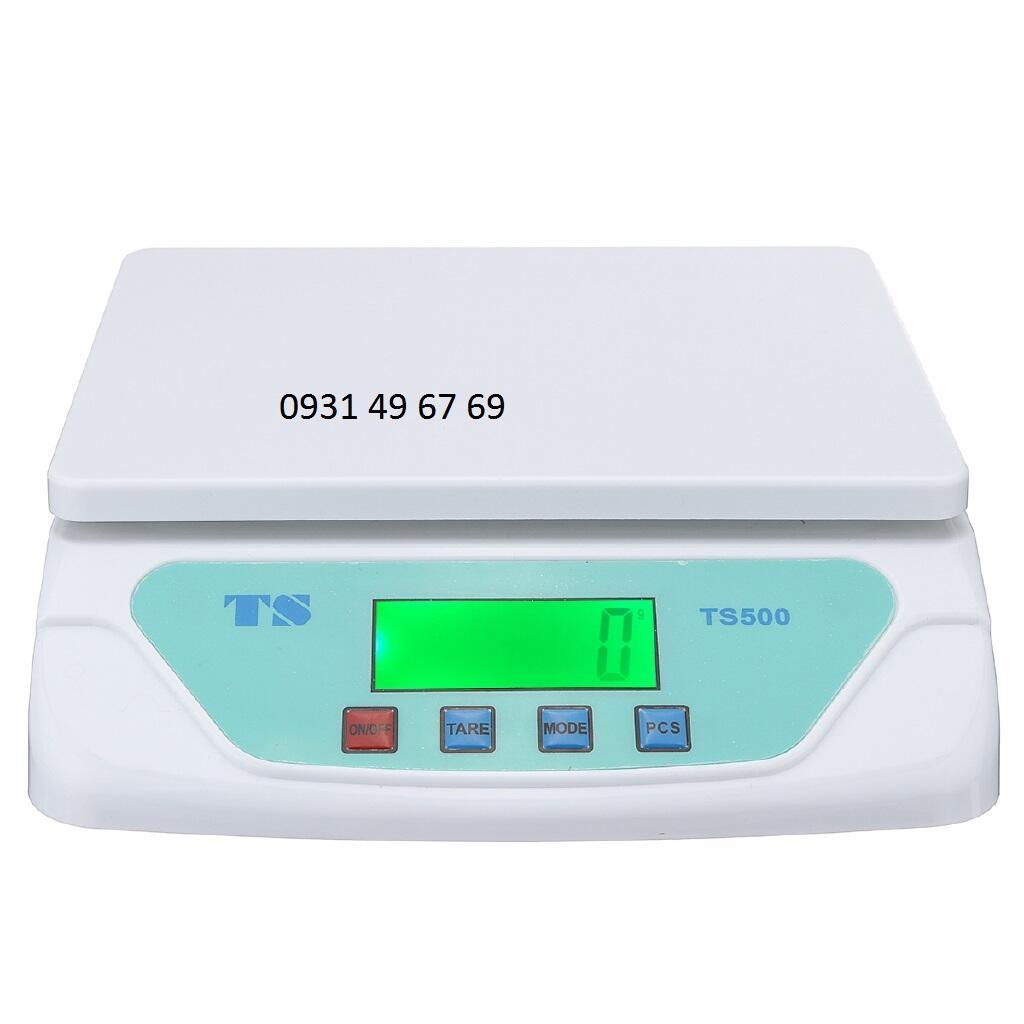 Cân nhà bếp điện tử 30kg TS500