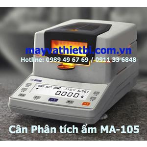 CÂN PHÂN TÍCH ẨM MA-105