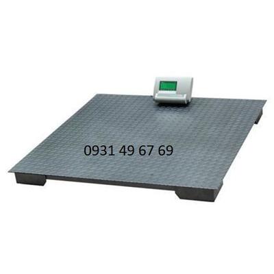 Cân sàn điện tử 3 tấn-1,5x1,5m