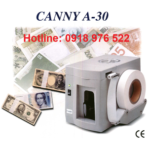 Máy đóng bó tiền CANNY A-30