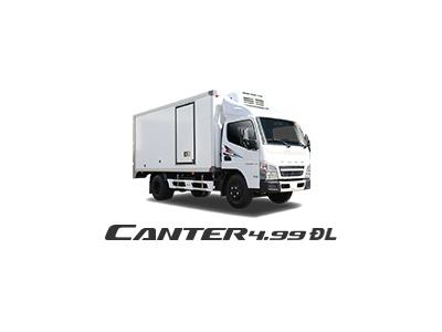 Mitsubishi Fuso Canter 4.99