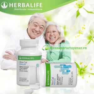 Canxi Herbalife - phòng ngừa loãng xương, phát triển chiều cao