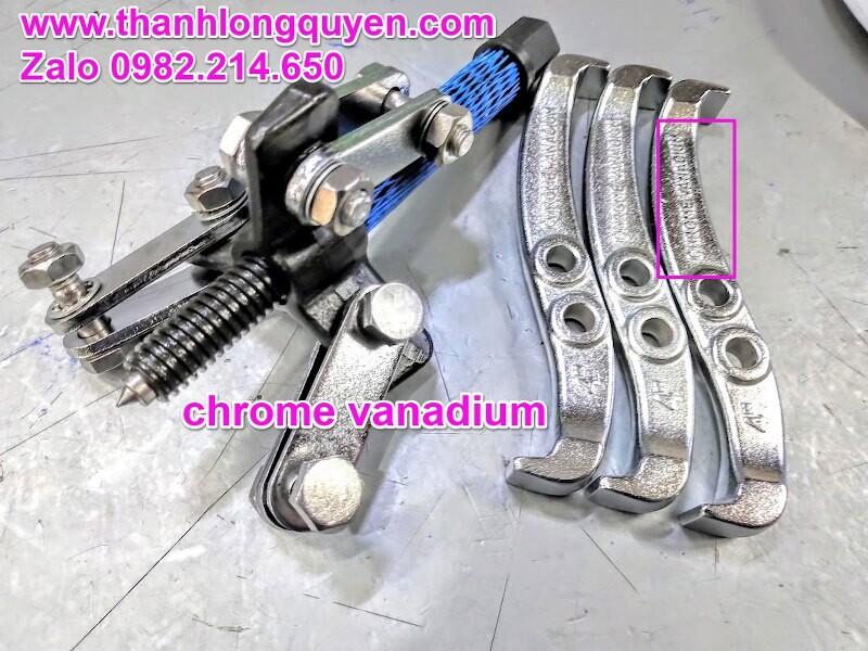 cảo 3 chấu 4 inch wetools chrome vanadium