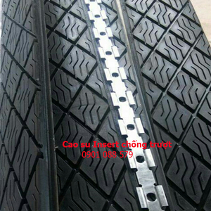 Cao su Insert chống mòn (Rubber Insert Board for Head Pulley)