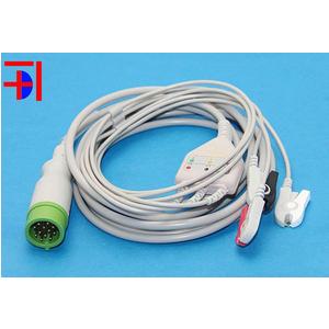 Cáp điện tim Medtronic Physio Control 12 pin