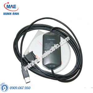 Cáp lập trình PLC s7-200 USB/PPI-6ES7901-3DB30-0XA0