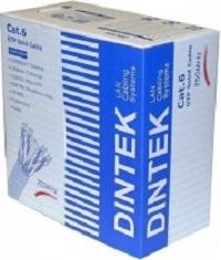 Cáp mạng Dintek Cat.6e UTP 100m