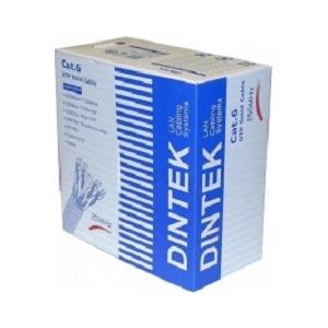Cáp mạng Dintek Cat.6e UTP 305m