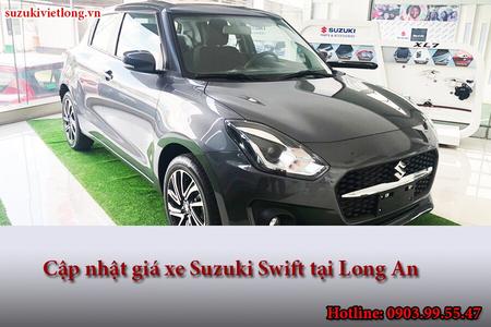 Cập nhật giá xe Suzuki Swift tại Long An