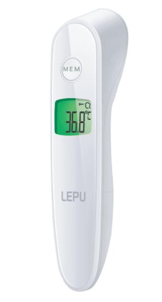 Nhiệt kế hồng ngoại đo trán LEPU - LFR30B