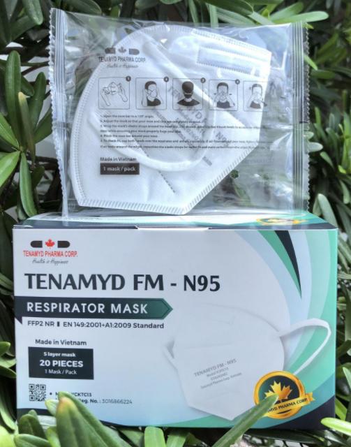 Khẩu trang N95 - TENAMYD FM-N95