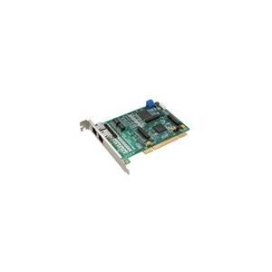Card 2 luồng E1 chuẩn ISDN dùng cho các tổng đài IP Asterisk khe cắm PCI