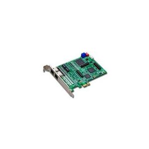 Card 2 luồng E1 chuẩn ISDN dùng cho các tổng đài IP Asterisk khe cắm PCIe
