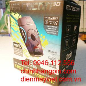 Card âm thanh Creative Sound Blaster Recon3D THX USB dành cho PC,PS3,PS4, XBOX 360 and Mac - SB1300