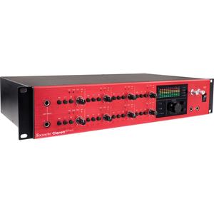 Card âm thanh Focusrite Clarett 8PreX 26x28 Thunderbolt Audio Interface
