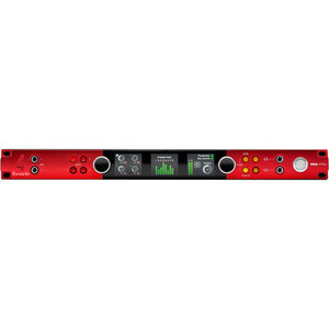 Card âm thanh Focusrite RED 4Pre - Audio Interface with Thunderbolt 2