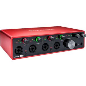 Card âm thanh Focusrite Scarlett 18i8 18x8 USB Audio Interface (3rd Generation)
