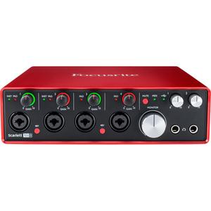 Card âm thanh Focusrite Scarlett 18i8 USB 2.0 (2nd Generation)