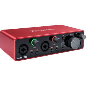 Card âm thanh Focusrite Scarlett 2i2 2x2 USB Audio Interface (3rd Generation)