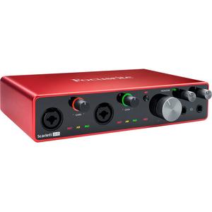 Card âm thanh Focusrite Scarlett 8i6 8x6 USB Audio Interface (3rd Generation)