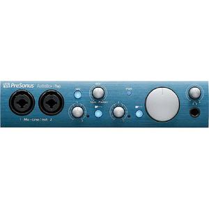 Card âm thanh PreSonus AudioBox iTwo USB 2.0 & iPad/ 24-bit, 96 kHz/MIDI I/O