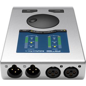 Card âm thanh RME Babyface Pro FS 24-Channel 192 kHz Bus-Powered USB 2.0 Audio Interface