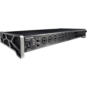 Card âm thanh thu âm Tascam US-20x20 - USB Mic Preamps/Mixer