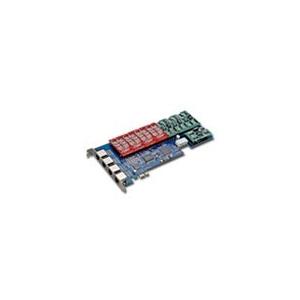Card giao tiếp 16 cổng tổng đài IP asterisk khe cắm PCIe - AXE1600P