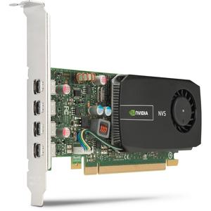 Card màn hình NVidia Quadro® NVS 510 High-speed 2GB graphics memory - 09NPC8