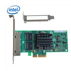 Card mạng Intel Ethernet Server Adapter I340-T4 E1G44HT 82580 PCI-EX4