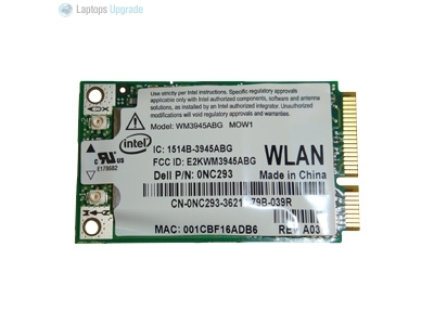 Card Wifi laptop (intel-pro-mini-pci-wireless)