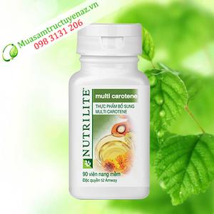 Thực phẩm bổ sung Nutrilite Multi Carotene (90 viên/lọ)