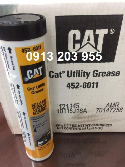 Mỡ cho xe tải hạng nặng Cat Utility Grease 452-6011