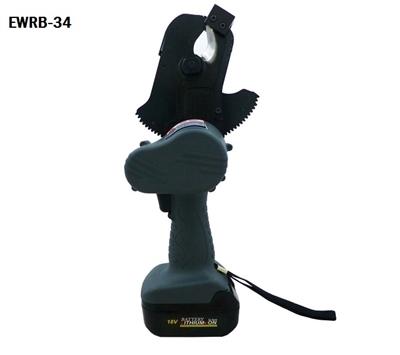 Kìm cắt cáp thủy lực dùng pin OPT EWRB-34