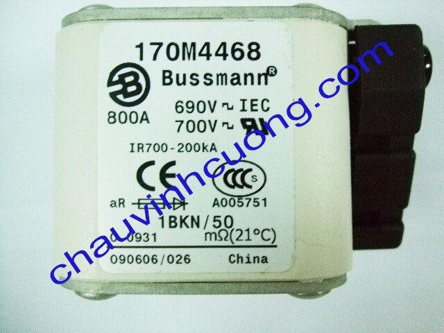 Cầu chì Bussmann 170M4468
