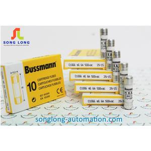 CẦU CHÌ 10X38 BUSSMANN C10G6