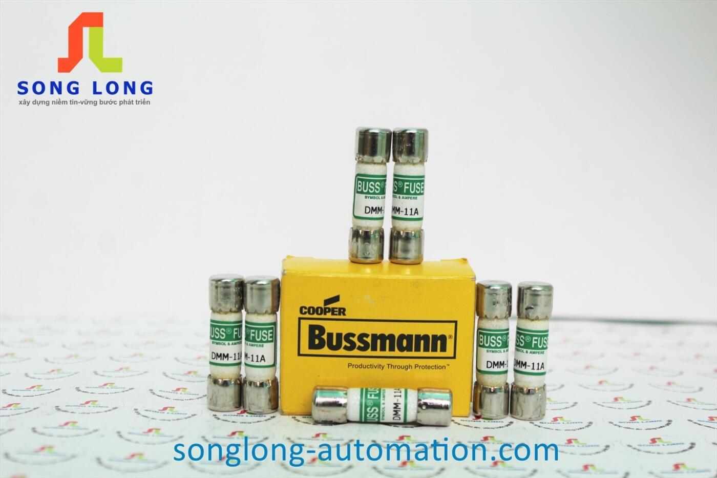 CẦU CHÌ BUSSMANN DMM-B-11A